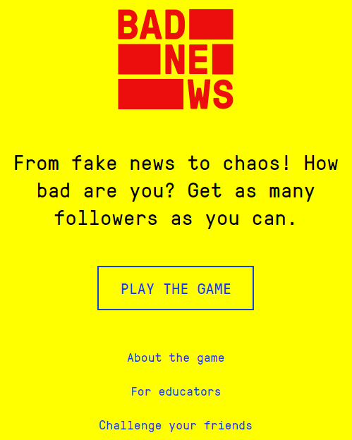 Testez vos relations aux fake news